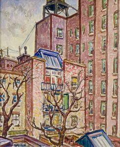 Harold Weston, 'Skylight', 1931
