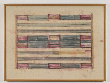 Ed Moses, 'Untitled', 1972