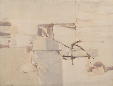 Sergio Romiti, 'Riflessi', 1952