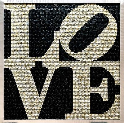 Doug Powell, 'LOVE', 2020