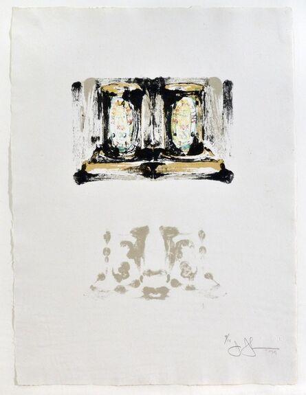Jasper Johns, 'Ale Cans ll', 1975