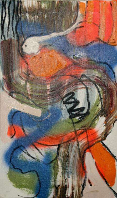 Gresham Tapiwa Nyaude, 'Grey Spaces (Gore 13)', 2021
