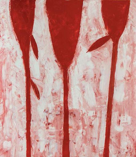 Pietro Lista, 'Alberi rossi', 2017