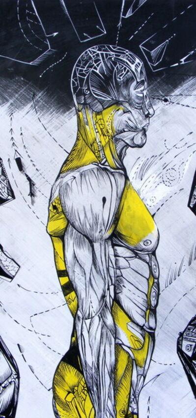 Marko Gavrilovic, 'Urban Anatomy 1', 2021