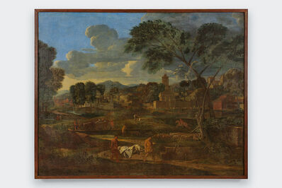 Nicolas Poussin, 'Burial of Phocion', 1648-1649