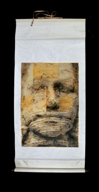 Mary Heebner, 'Silent Faces / Angkor', 2013