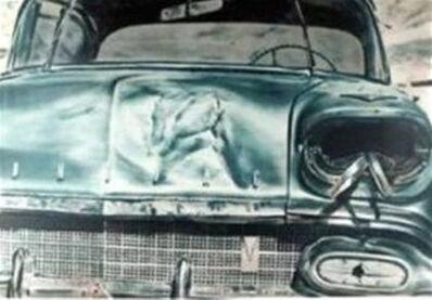 John Salt, 'Desert Wreck ', 1972