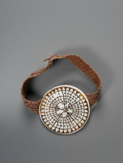 'Ornement de front (Forehead ornament)', Early 19th century