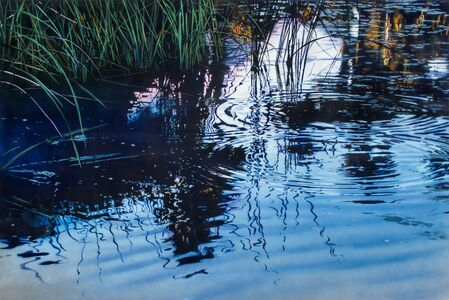 David T. Kessler, 'Evening Lace', 2012