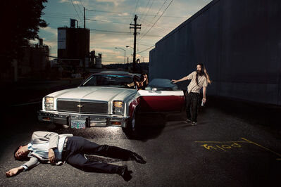 Holly Andres, 'The El Camino Incident', 2010