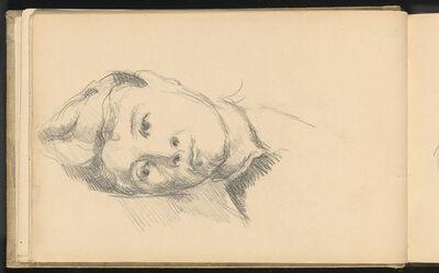 Paul Cézanne, 'Madame Cézanne', 1886/1889