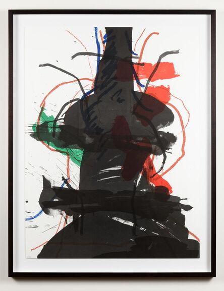 Peter Voulkos, 'Fly Face', 1979