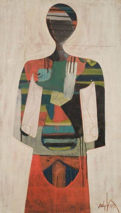 Wifredo Lam, 'Figure', 1939