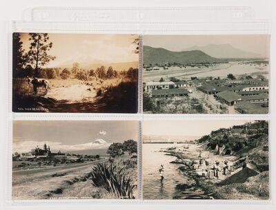Hugo Brehme, 'A Group of Four Postcards (4 works)'