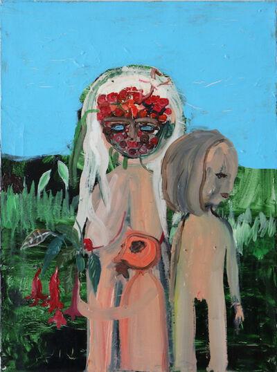 Silvia Argiolas, 'Blonde Girls', 2014