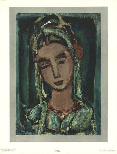 Georges Rouault, 'Sainte-Marthe Portrait', 1961