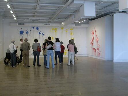 Santiago Cucullu, 'Who's Afraid of Red, Yellow, Blue', 2008