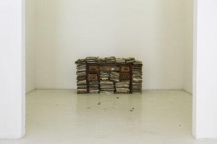 Pablo Mora, 'Gabinete', 2013