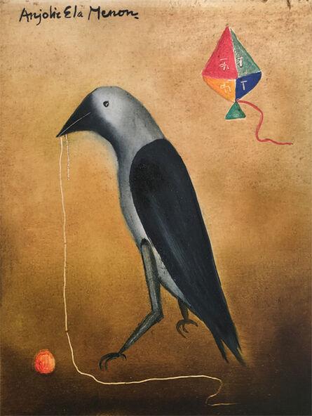 Anjolie Ela Menon, 'Crow', 2017
