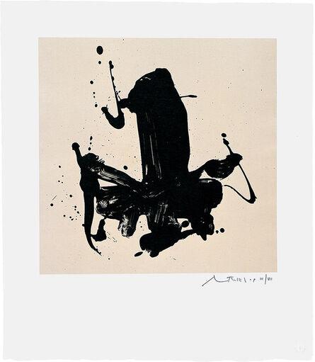 Robert Motherwell, 'Untitled', 1978