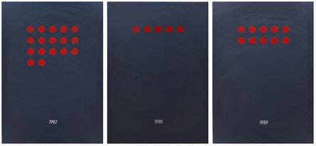 David Diao, 'Sales', 1992