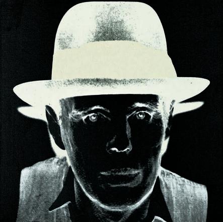 Andy Warhol, 'Joseph Beuys ', 1980