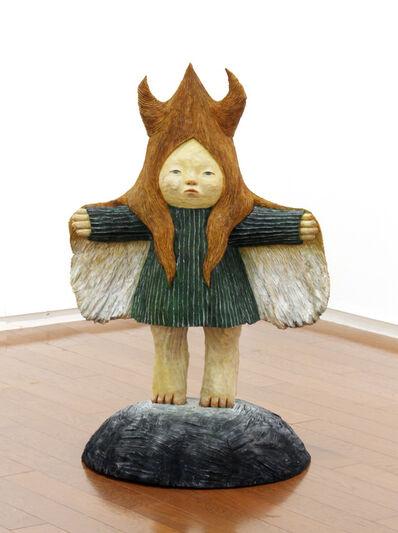 Moe NAKAMURA, 'Spread wings', 2015