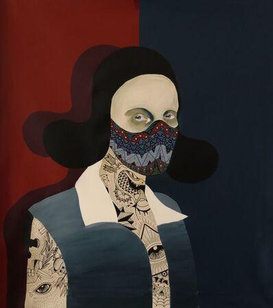 Rune Christensen, 'Unknown Portrait', 2015