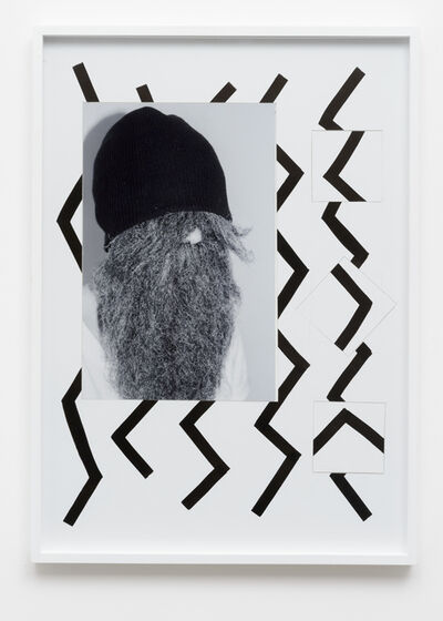 Zin Taylor, 'ZigZag / Solid Foam - Thoughts throwing shapes', 2014