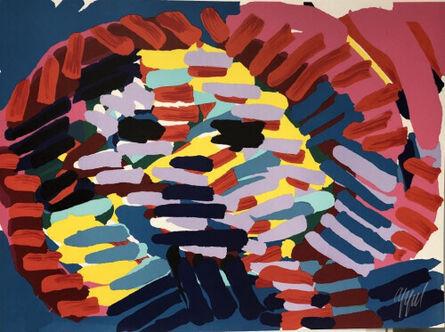 Karel Appel, 'Once I Was The Sun', 1978