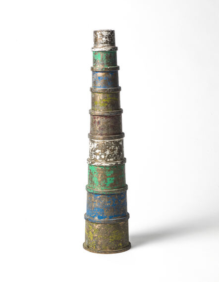 Carl Plackman, 'Small Stacking Cups', 1982