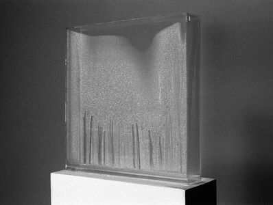 Hans Haacke, 'Wetterkasten (Weather Box)', 1963/1964