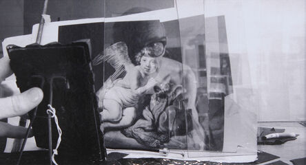 John O'Reilly, 'Courting Cupid', 1989