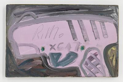 Richard Allen Morris, 'Moby', 1965