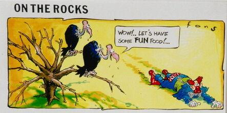 Alphonse van Woerkom, 'Let's Have Some Fun Food!', 2000