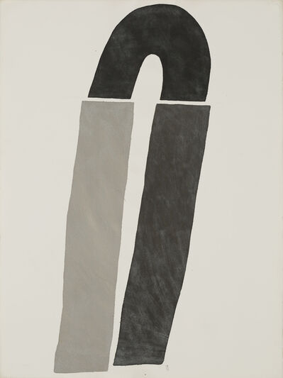 Ion Bitzan, 'Drawing ', 1971