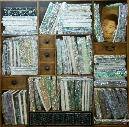 Kim Duck Yong, 'Bookcase 02_2014', 2014