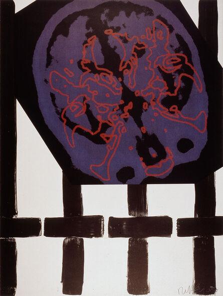"Robert Longo, 'Untitled - for Joseph Beuys (from the portfolio ""For Joseph Beuys"")', 1986"