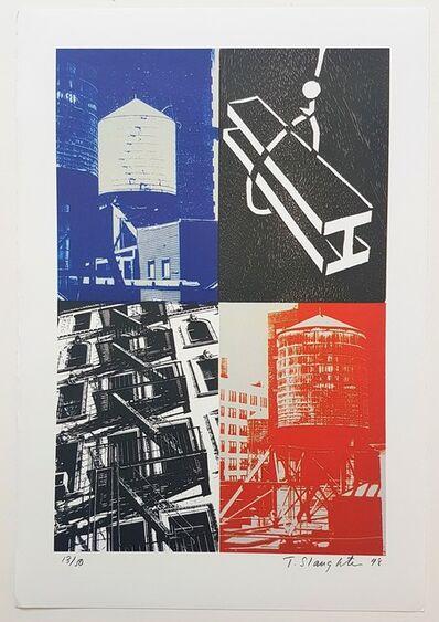 Tom Slaughter, 'New York', 1998