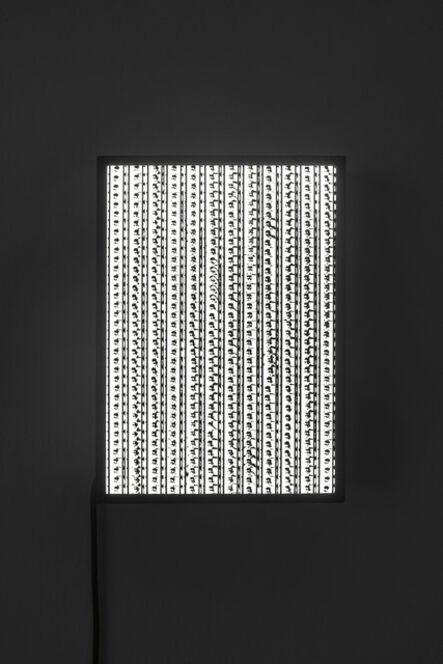 Mario Cresci, 'Enciclopediche litanie da Cronistorie, 1970', 2020