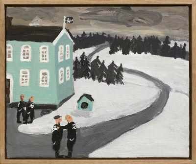 Kent Iwemyr, 'Här e´vårat gäng! / This is Our Gang!', 2015