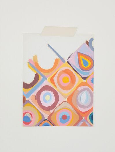 Mauro Piva, 'Homenagem - Teste de cores imaginário (C. Close)', 2017
