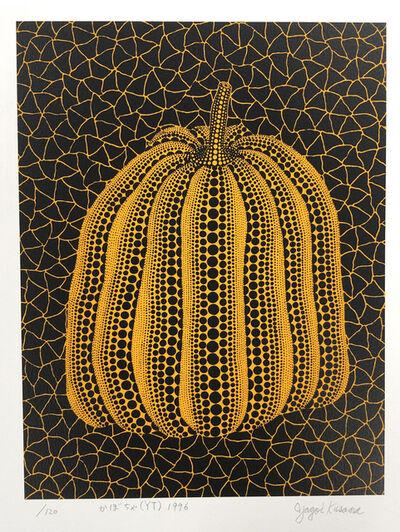 Yayoi Kusama, 'Pumpkin (YT)', 1996