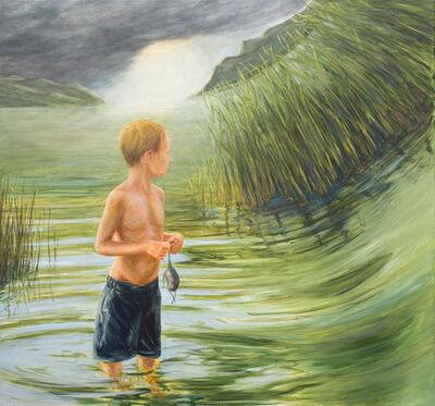 Bernard Ammerer, 'Childhood 1', 2017