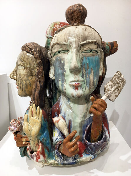 Sunkoo Yuh, 'Another Connection', 2006