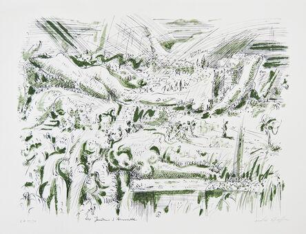 André Masson, 'Les Jardins d'Armide', Not Dated