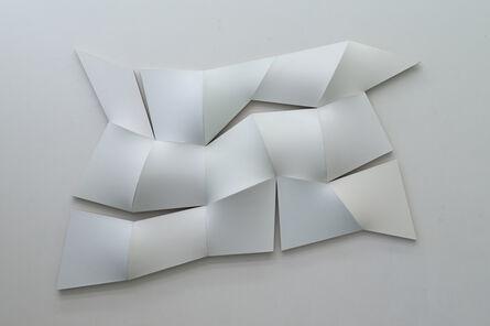 Jan Maarten Voskuil, 'Improved Dynamic Monochrome broken white', 2015