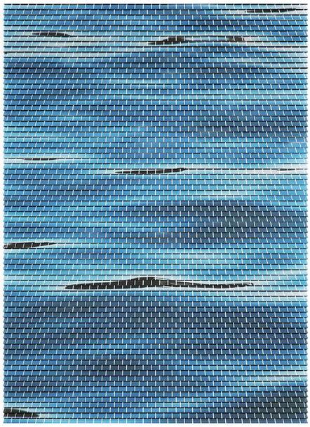 WANG Ningde, 'Watermark No.30', 2015