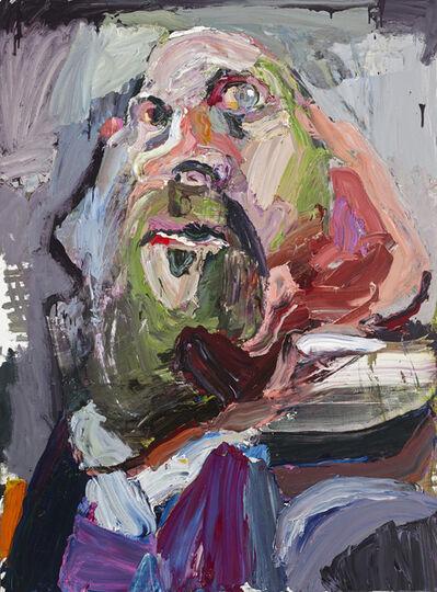 Ben Quilty, 'Self portrait, April', 2015