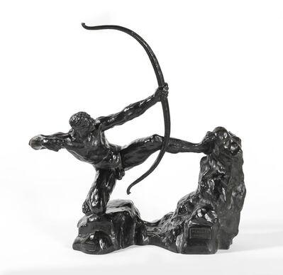 Emile-Antoine Bourdelle, 'Héraklès Archer', ca. 1920